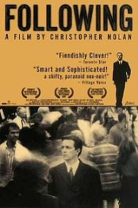 220px-Following_film_poster Christopher Nolan