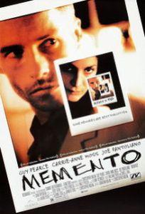 220px-Memento_poster Christopher Nolan
