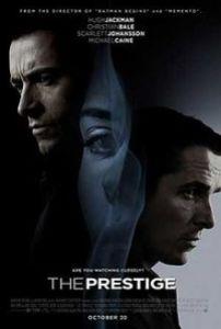 220px-Prestige_poster Christopher Nolan